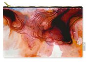 Garnet Sea - Abstract Art By Sharon Cummings Carry-all Pouch