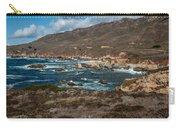 Garrapata Coast Carry-all Pouch