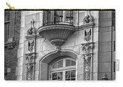Garrison Hall Window Ut Bw Carry-all Pouch