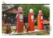 Gas Museum Embudo New Mexico Carry-all Pouch