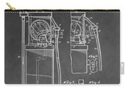 Gas Pump Patent Carry-all Pouch