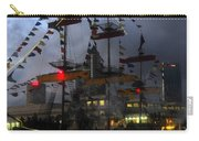 Gasparilla Ship Print Work C Carry-all Pouch