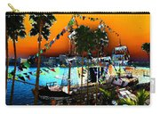 Gasparilla Sunset Carry-all Pouch