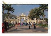 Gate To Maharaja's Palace India Mysore Carry-all Pouch