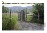 Gate To Peaceful Paradise Carry-all Pouch