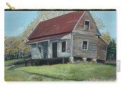 Gates Chapel - Ellijay Ga - Old Homestead Carry-all Pouch