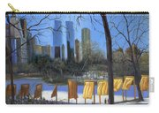 Gates Of New York Carry-all Pouch by Marlene Book