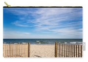 Gateway To Serenity Myrtle Beach Sc Carry-all Pouch by Stephanie McDowell