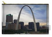 Gateway To The West Carry-all Pouch