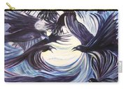 Gathering Of The Ravens Carry-all Pouch
