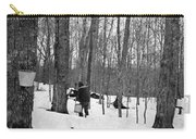 Gathering Sap, C1900 Carry-all Pouch
