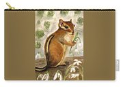 Gathering Snowdrops Carry-all Pouch