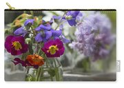 Gathering Wildflowers Carry-all Pouch