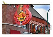 Gatlinburg Hard Rock Cafe Carry-all Pouch