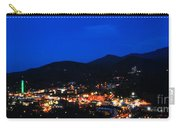 Gatlinburg Skyline At Night Carry-all Pouch