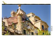 Gaudi Apartment Carry-all Pouch