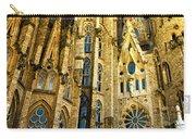 Gaudi - Sagrada Familia Carry-all Pouch