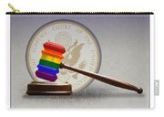 Gay Marriage Carry-all Pouch
