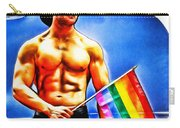Gay Pride Carry-all Pouch
