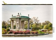 Gazebo At Forest Park St Louis Mo Carry-all Pouch