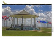 Gazebo At Fort Monroe Carry-all Pouch