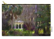 Gazebo At Magnolia Gardens Carry-all Pouch