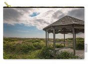 Gazebo At The Beach Carry-all Pouch