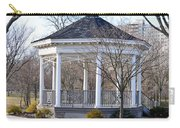 Gazebo In Buccleuch  Park Carry-all Pouch