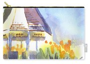 Gazebo On The City Square Carry-all Pouch