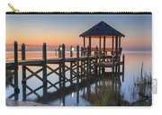 Gently - Gazebo On The Sound Outer Banks North Carolina Carry-all Pouch