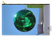 Gazing Ball Carry-all Pouch