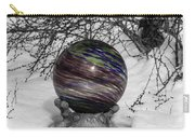 Gazing Ball Squared Carry-all Pouch