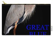 Gbh Bird Educational Work A Carry-all Pouch
