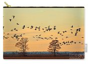 Geese In Flight I Carry-all Pouch