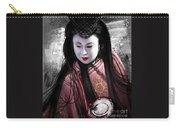 Geisha Kunoichi Carry-all Pouch