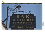 Gelateria Pizzeria Carry-all Pouch