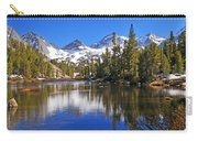 Gem Of The Sierras Carry-all Pouch
