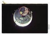 Gemini Vii Orbit 1965 - Nasa Carry-all Pouch