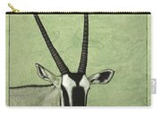 Gemsbok Carry-all Pouch