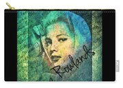 Gena Rowlands Carry-all Pouch