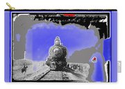 General Benjamin Argumedo's  Troop Train Unknown Mexico Location Or Date-2013 Carry-all Pouch