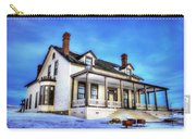 General Custer House Carry-all Pouch