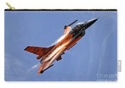 General Dynamics F-16am Fighting Falcon Carry-all Pouch