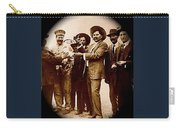 General Fierro With Chicken And Villa Unknown Location Or Date-2013 Carry-all Pouch