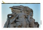 General George Meade Memorial -- Right Side Carry-all Pouch