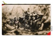 General George R. Crook Negotiating With Geronimo  1886-2008 Carry-all Pouch