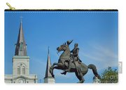 General Jackson Statue Carry-all Pouch