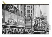 General Patton Ticker Tape Parade Carry-all Pouch
