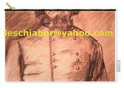 General Pickett Confederate  Carry-all Pouch