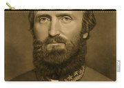 General Stonewall Jackson 1871 Carry-all Pouch by Anonymous